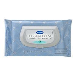 Eco-Friendly Multiuso portátil 100% Flushable biodegradáveis toalhetes húmidos tecido molhado