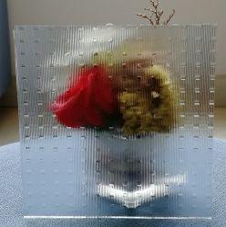 4mm 5mm 6mm claro Aspen vidrio Arquitectónico telas para la partición de vidrio
