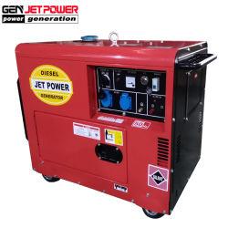 空気によって冷却されるディーゼル発電機2.8kw 3.2kVAのディーゼル発電機