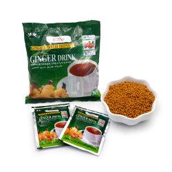 العسل الفوري شرب الشاي الأخضر حلال الزنجبيل