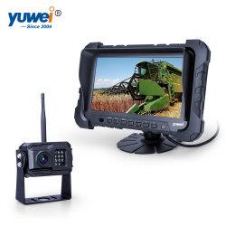 720p draadloze Omgekeerde Camera met de Schokbestendige Monitor van het Zonnescherm 7inch voor Grote Kleine Voertuigen