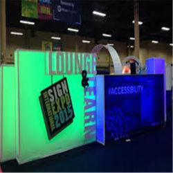 Caja de luz de la publicidad Bac 280gsm retroiluminada Textil para la impresión flex Banner