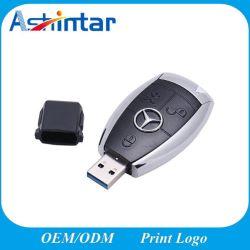 Forme de clé de voiture USB OEM USB 8 Go de mémoire Flash 16 Go 32 Go pilote USB