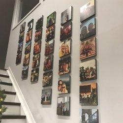 [ميإكستيلس] [غتور] لوح لأنّ صورة جدار جبل مع إزالة لاصقة