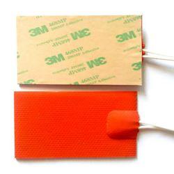 Riscaldatore lungo utilizzato industriale della gomma di silicone di tempo di impiego del barile da olio della coperta di calore