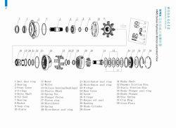 De de hydraulische Verbinding van de Olie van Poclain van het Deel en Uitrusting van de Verbinding