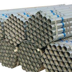 Feux de tuyaux en acier galvanisé à chaud Chine prix d'usine 2pouce