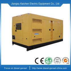 El motor de la fábrica 100 kVA Genset alimentación de emergencia con el poder generador Cummins