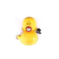 آمنة [إيب65] [كل2.5لم] [مينر هلمت] مصباح مع [ليثيوم بتّري] [منغنيك]