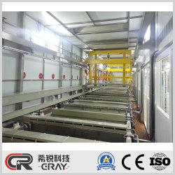 De automatische het Anodiseren van het Type van Brug Machine van de Oxydatie voor het Anodiseren van het Aluminium de Galvaniserende Lijn van de Installatie