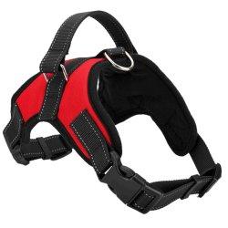 Alta Qualidade Acessórios Pet Vest ajustável em função do chicote de Cão Produtos Pet