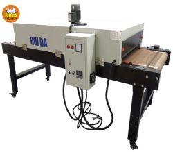 ND2565 микроволновая печь текстильный трафаретная печать транспортер IR туннеля машины осушителя