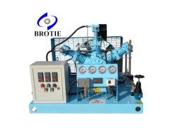 Totalement Oil-Free compresseur d'oxygène médical/industrielle pour le remplissage des cylindres (3, 5, 10, 15, 20, 25, 30, 40, 50Nm3/h)