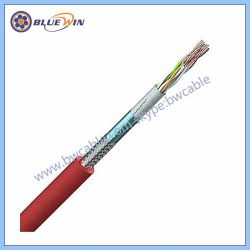 Cat7 Cable LAN Cable de red Cat7 Cat7 S Cable FTP Cat7 STP Cable LAN cable Cat7 Cat 100m7a granel Cable Cat7a Patch Cable Cat7un Cable Plenum Cable Cat7e