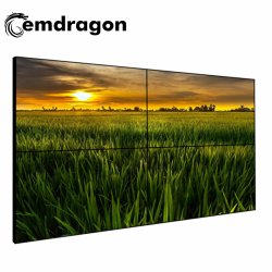 Allen in One PC LCD Floor Stand 46 Inch 2X2 Video Wall 1080P HD LCD Touch Table Digital LED Video Display (volledige HD) LED Digital Signage