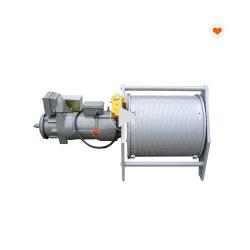 Symのタワークレーンのためのモーター減力剤そしてドラムが付いている7.5jxf8トロリーメカニズム