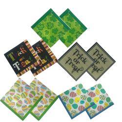 Alta Qualidade personalizáveis impresso Restaurante e Bar guardanapo de papel