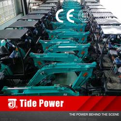 Gute Qualitätsminiexkavator, 2 Tonnen Yanmar Exkavator-hydraulisches Versuchssteuer-, importierte Teile für glatte Geschäfts-, bequeme und Kompaktbauweise