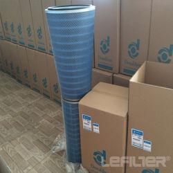De Filters Donaldson van de Filtratie P191178 van de Lucht van de Opname van de Turbine van het gas