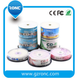 Prezzo più conveniente CD R stampabile con CD-R termoretraibile 52X