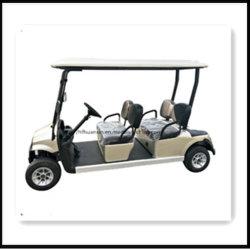 Commerce de gros 4 passagers Intelligent AC Electric Utility voiturette de golf avec 4kw ac Contrôleur du moteur