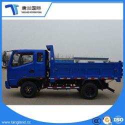 중국 5ton 6ton 8ton 판매를 위한 소형 덤프 트럭