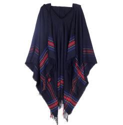 À la mode écharpes Pashmina Commerce de gros en Chine usine châle de bonneterie d'hiver de femme d'enrubannage