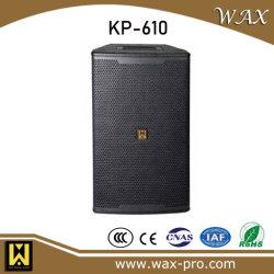 拡声器のプロ音声300Wは選抜する10インチのホームシアター(KP-610)を