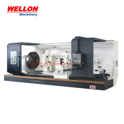 1250 мм для тяжелого режима работы токарный станок с ЧПУ станок (CK61125B горизонтальный токарный станок с ЧПУ)