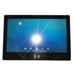 شاشة LCD الأكثر رواجًا مقاس 21.5 بوصة عالية السطوع 1000 NIT المراقبة باستخدام وحدة NFC