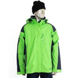 형식 겨울 의복 외투 외부 옷 이동할 수 있는 모자 의복 비스무트 색깔 방수 방풍 재킷