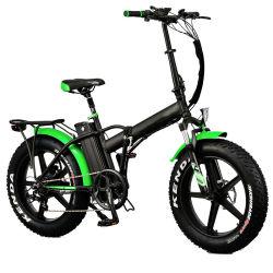 Зеленый индикатор питания 22дюйма 48V350W жир Tirel электрические велосипеды мини-мотор с электроприводом складывания мопеда Sepeda Listrik E-велосипедов в стоянка с сиденья Comfort