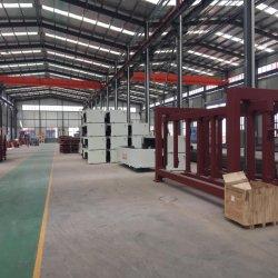 Automatischer mit Kohlensäure durchgesetzter sterilisierter Betonstein, der Maschine leichte AAC Panel-Produktions-Geräte herstellt