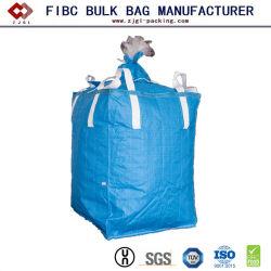 PPのバージンポリプロピレンによって編まれるFIBCジャンボバルク袋の容器大きい袋