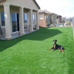 Китайский производитель природного футбольных искусственных травяных газонов на лужайке коврик для футбольного поля синтетических травы