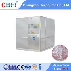 1 a 40 toneladas de la placa de hielo comercial Maker Fábrica para beber el procesamiento de alimentos de refrigeración