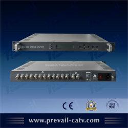 De Digitale Ts van het Uiteinde CATV Verdeler Met meerdere kanalen van de Stroom (wds-6300)