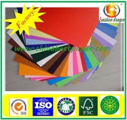 Pâte à papier vierge du papier offset couleur 250 g/m²