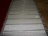 Maglia determinata catena del nastro trasportatore dell'acciaio inossidabile