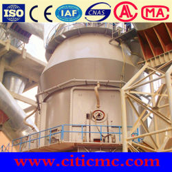 시멘트 공장 및 수직 롤러 공장 및 을 위한 CITIC IC 수직 공장 시멘트 수직 공장