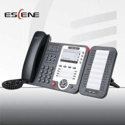 4 учетных записей SIP Gigabit IP Phone телефон VoIP