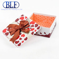 結婚式(BLF-GB067)のための2013熱い販売のペーパーによって印刷されるボックス