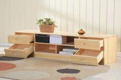 Armadio In Legno Massello Armadio Moderno Con Cassetti Moda Living Room (M-X2037)