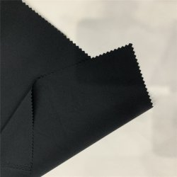 Großhandel hohe Qualität 100% Polyester Gebürsten Rücken Tricot Stoff für Trainingsanzug Sportswear