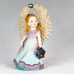 새로운 제품 새로운 디자인 새로운 스타일의 Angel Polyresin Craft