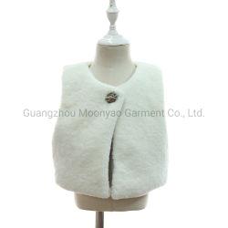 Les bambins bébé fille hiver Sherpa veste chaude veste pour la vente de commerce de gros de vêtements chauds