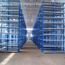 Los depósitos de Rack Panel Multi-Capa de estante de tramo largo