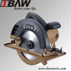 Cirkelzaag van 7 inch met kunststof motorbehuizing 1250W (88001B)