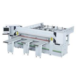China computarizado de corte eléctrico de madera Panel de la máquina para la hoja de Gabinete de la sierra