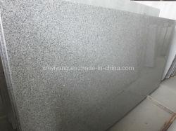 Plakken van het Graniet van de berg de Witte G603 voor Countertops, Tegels, Straatsteen